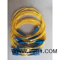 供应光纤跳线 FC光纤跳线 SC LC光纤跳线 单模多模跳线_图片