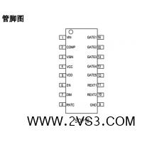 中山地区钲铭科SM2510P分段导通驱动IC方案_图片