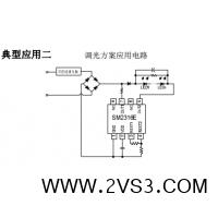明微球泡灯恒流驱动IC方案SM2316E钲铭科促销中_图片