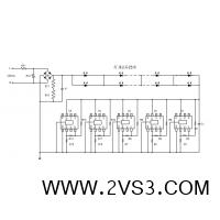 钲铭科高压线性恒流芯片SM2091E在高压灯条中的应用_图片