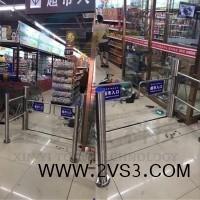 超市感应门,小区门禁系统,票务系统_图片
