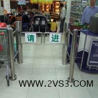 全国特价包邮3700¥超市感应门4圆柱,出入口控制系统_图片