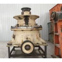 二手GP11单缸液压圆锥破碎机出售