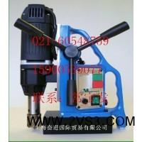供应MD38磁座钻,价格实惠小型便携磁力钻_图片