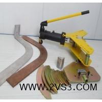 手动液压弯排机 SWP型整体式 弯制铝排铜排的新型工具_图片