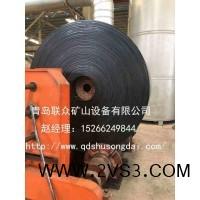 榆次化工肥料专用耐酸碱输送带 耐腐蚀橡胶输送带推荐联众_图片