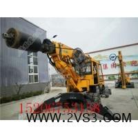 厂家直销轮式旋挖钻机 旋挖打桩设备直销_图片