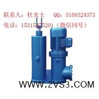 向上金品平行式电动液压推杆 DYTP型液压推杆_图片