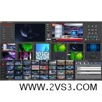 成都天狐供应VDS虚拟导播切换台系统_图片