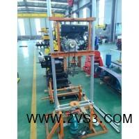 小型家用打水井钻机 室内室外可以用的钻井机柴油机动力_图片