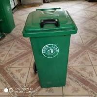 直销户外120升铁质垃圾桶 乡村街道专用垃圾桶