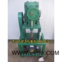铅山管材型材电动切弧机 冲弧机实力商家供应_图片