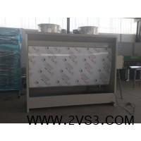 1米1.5米2米环保小型喷漆水帘柜价格_图片