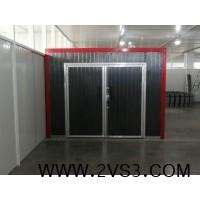 加工定制各种尺寸燃气高温房 固化房 烘干房_图片
