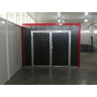 加工定制各种尺寸燃气高温房 固化房 烘干房