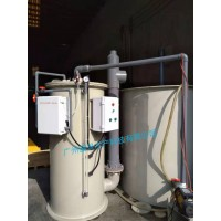 渔悦 循环水增氧设备 纯氧溶氧器PO1100