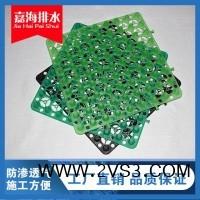 供应泰安嘉海20-50mm蓄排水板生产厂家-门市价-欢迎订购_图片