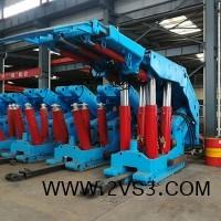 矿用支护设备 液压支架千斤顶煤矿液压支架推移千斤顶_图片