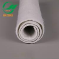 惠州现货无纺土工布屋顶种植园艺透水滤水布